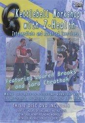Lauren Brooks Kettlebell Workshop with Z-Health DVD