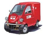 フジミ模型 1/24 インチアップシリーズNo.251 ダイハツ ミゼット2 郵便自動車 プラモデル