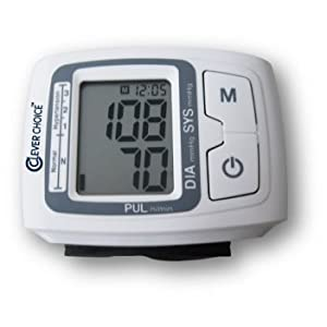 Clever Choice Fully Auto Wrist BP Monitor SDI-1186