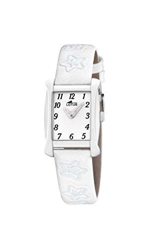 Lotus-Bracciale unisex orologio al quarzo in pelle 18256/1