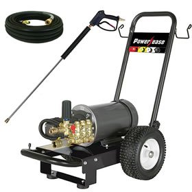Be Professional 1500 Psi (Electric-Cold Water) Pressure Washer - Pe-1520Ew1Comx