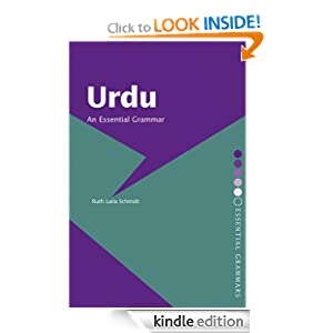 Urdu: An Essential Grammar