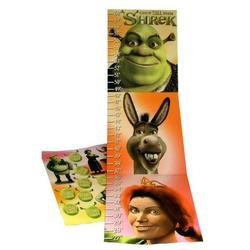 Grow Tall With SHREK - Child Growth Chart - 1