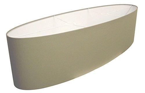 lampenschirm oval preisvergleiche erfahrungsberichte und kauf bei nextag. Black Bedroom Furniture Sets. Home Design Ideas