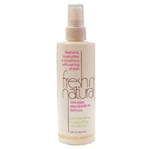 Fresh N' Natural 8oz (New Black N Sassy Fresh Braids Spray)