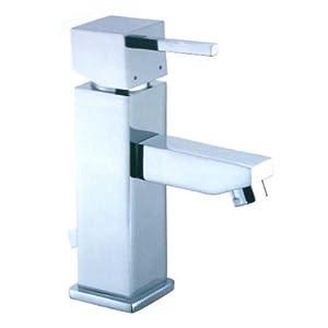 Eurosanit - Robinet mitigeur de lavabo bas en laiton chrome tana