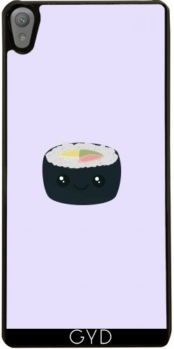 custodia-per-sony-xperia-e5-sorridente-sushi-con-by-ilovecotton