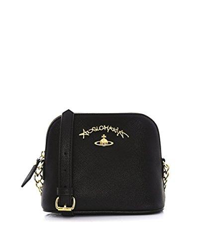 Vivienne Westwood Accessories Da Donna Divina Croce Body Bag Nero Unica Taglia