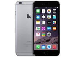 【国内版SIMフリー】 Apple iPhone 6 128GB スペースグレー 白ロム 4.7インチ MG4A2J/A