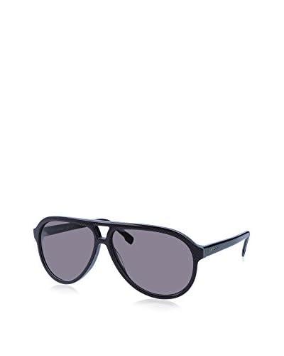 Lacoste Gafas de Sol L741S (59 mm) Negro