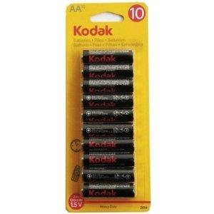 Kodak Piles AAA 10 pk [Electronics]