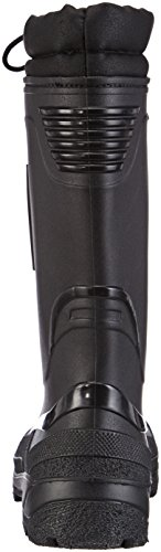 Spirale 7130 GEVOERDE LAARS ZWART 41, Unisex-Erwachsene  Gefütterte Gummistiefel, Schwarz (schwarz (zwart) 00), 41 EU -