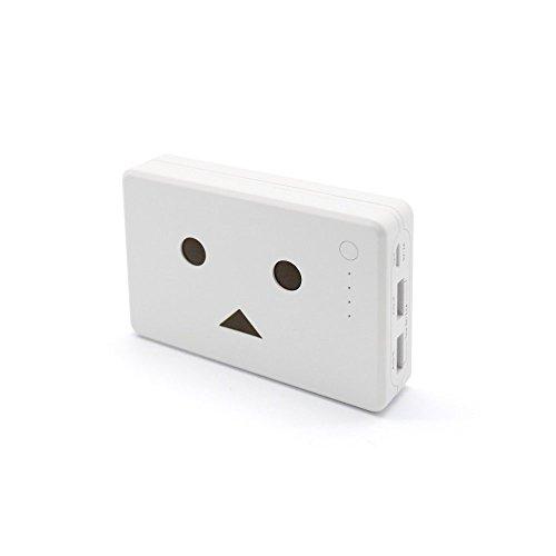 cheero Power Plus 10050mAh モバイルバッテリー DANBOARD ホワイト