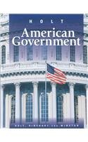 Holt American Government