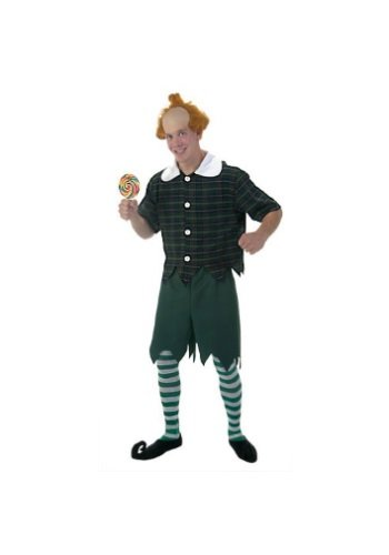 Fun Costumes unisex-adult Plus Size Munchkin Costume 2X (Munchkin Costumes Wizard Of Oz)