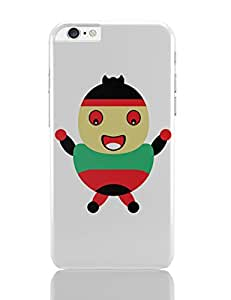 PosterGuy iPhone 6 Plus Case & Cover - Funny Kid Character Funny, Kid, Character, Cute, Child, Flat Character, Illustration, Vector