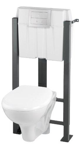 comparatif wc suspendu comparatif wirquin 50717641 pack complet wc suspendu imageo nf. Black Bedroom Furniture Sets. Home Design Ideas