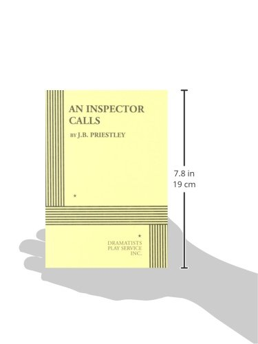 a review of jb priestlys play an inspector calls An inspector calls is a play written by english dramatist j b priestley, first performed in 1945 in the soviet union and in 1946 in the uk it is one of priestley's best known works for the stage, and is considered to be one of the classics of.