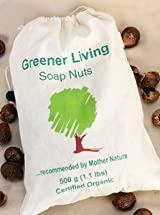 Greener Living Organic Soap Nuts