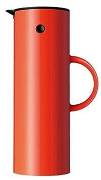 Stelton EM77 Vacuum Jug, 33.8 oz, saffron