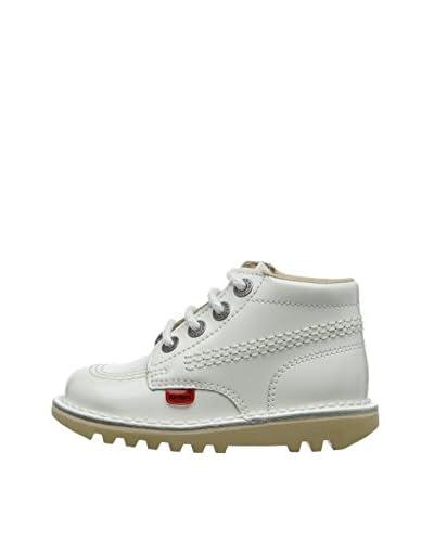 Kickers Stivaletto Kick [Bianco]