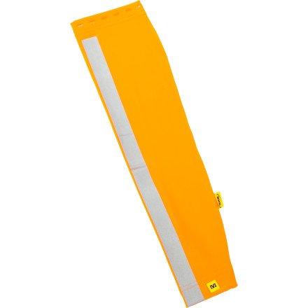 Buy Low Price Mavic Vision Arm Warmer fluorescent orange (B0062C1JQO)