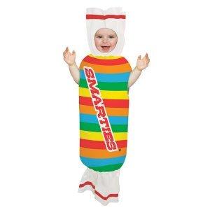 Smarties Baby Costume