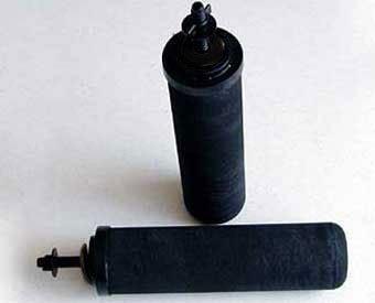 Short Stem Black Berkey® Purification Elements For Go Berkey