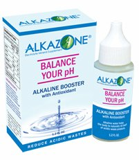 Alkaline pH Booster Supplement 1.20 Ounces