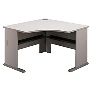 BUSH BUSINESS FURNITURE Series A:48-inch Corner Desk