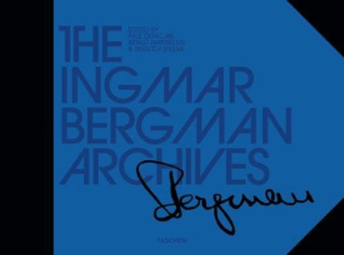 The Ingmar Bergman Archives (Tapa Dura)
