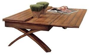 rectangular flip top cocktail table bali 304 leps. Black Bedroom Furniture Sets. Home Design Ideas