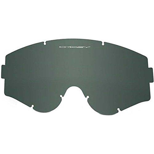Oakley L-Frame MX Replacement Lens (Dark Grey, One Size) (Oakley Frame Replacement compare prices)