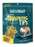 Natural Balance Tillman's Training Tips Chicken and Veggie Dog Treats