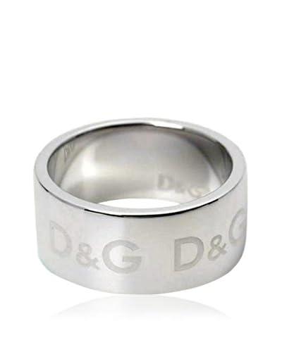 D&G Anillo DJ0406 Plateado