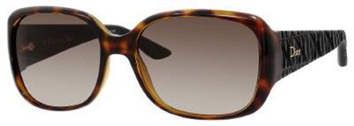 Christian Dior  Dior Sunglasses Dior Frisson 2/S 0DJS Havana (HA brown gradient lens) Size 5617