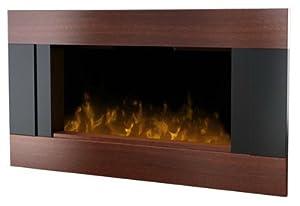 Dimplex North America Dimplex North America DWF-1325WN Lexi Electric Fireplace, Wall-Mount, 24-In. Firebox