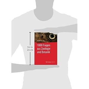 1000 Fragen aus Zoologie und Botanik (German Edition)