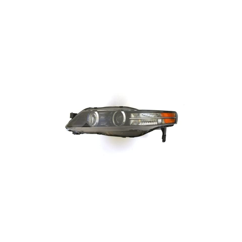 Genuine Acura Parts 33151 SEP A32 Driver Side Headlight Assembly Composite
