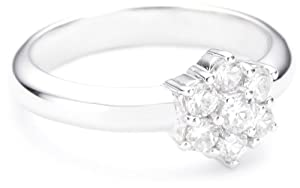 Eprit Damen-Ring 925 Sterlingsilber Gr.51 Prelude ESRG91485A160