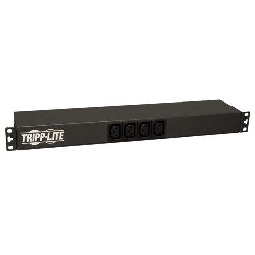 Tripp Lite Pduh20Dv Pdu Basic Dual Volt 100V-240V 20A 2 C19; 12 C13 Horizontal 1Urm