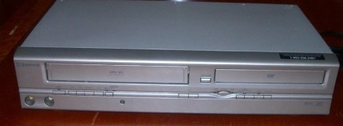 Emerson EWD2004 DVD+VCR Combo Player with TV Tuner [Electronics] (Emerson Dvd Recorder compare prices)