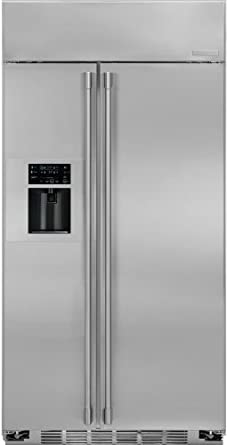 Electrolux Icon Professional : E42BS75EPS 42 Side by Side Refrigerator