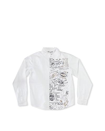 Desigual Camisa Niño Iván Blanco