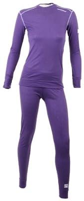 Twentyfour Damen Aktivio Unterwäsche Set - Warme Unterwäsche für hohe Aktivität by Twentyfour