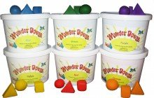 Gluten Free Wonder Dough Assortment, Unscented - Medium