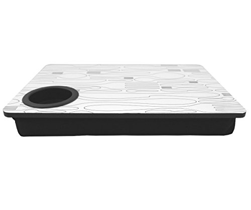 knietablett p 923 mit kissen und tassenhalter. Black Bedroom Furniture Sets. Home Design Ideas