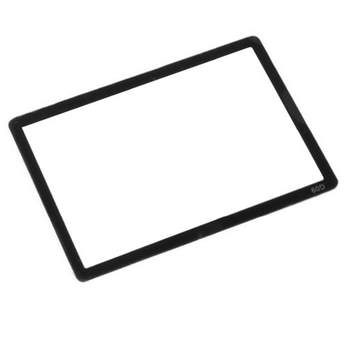 Neewer® Optical Glass Lcd Screen Protector For Canon 60D Dslr Camera