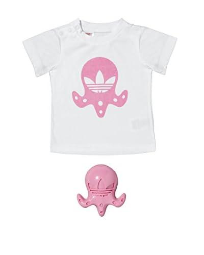 adidas Kinder Set T-Shirt und Förmchen