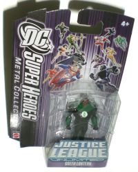 Mattel DC Super Heroes Justice League Green Lantern - 1